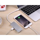 Sync Data Port USB-C Type C USB Hub Adapter For MacBook Air