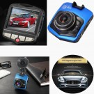 Mini Vehicle Car DVR Camera HD 1080P Night Vision Video Recorder LCD Dash Cam