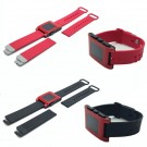 22mm Silicone Watch Band Strap for Motorola Moto 360 Pebble Time Smart Watch