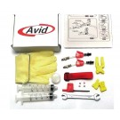 AVID Formula DODE JUICY HAYES ELIXIR Bicycle Hydraulic Disc Brake Bleed Kit tool