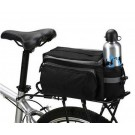 High Quality Black Multi Cycling Bike Travel Bicycle Rear Seat Pannier Bag