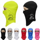 3D form coolmax fabric Outdoor sports Balaclava Full Face Mask