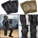 Outdoor Military Airsoft Tactical Combat Protective Set Gear Knee Pads