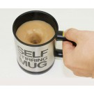 Stainless Auto Mixing Coffee Mug