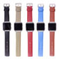 Replacement Genuine Leather Wrist Watchband strap for Fitbit Blaze