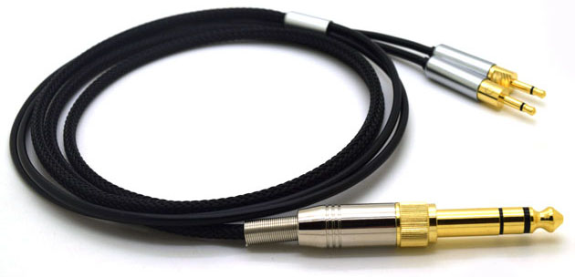 Audio upgrade Cable for Sennheiser HD700 HD 700 Headphone