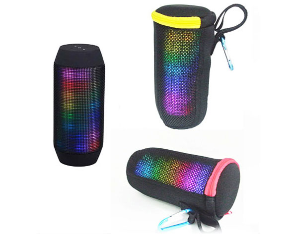 Carry Travel Zipper Pouch Case Bag for JBL Charge 2 Pulse Flip Bluetooth Speaker