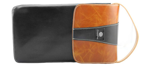 Leather Travel Sleeve Carry Case Bag Cover Holder for B&O BeoPlay A2 Bluetooth Speaker