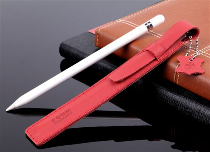 Real Leather Case Sleeve Cover Pouch Protector for Apple Pencil