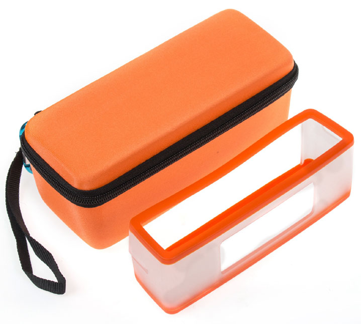 EVA Carry Case +Soft Cover Skin for Bose-Soundlink Mini Mini 2 Bluetooth Speaker