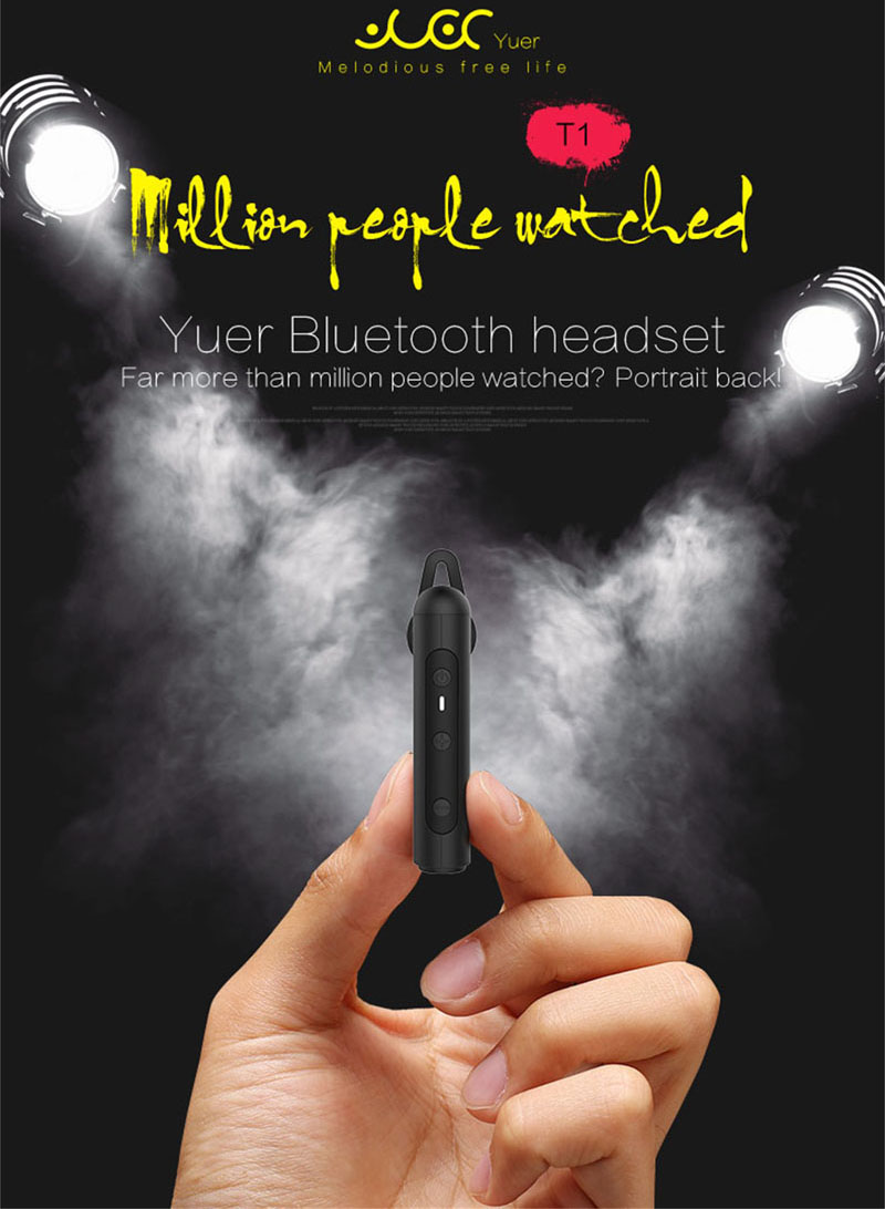Mini Sport Bluetooth 4.1 Wireless Stereo Headset for iphone Android Phones