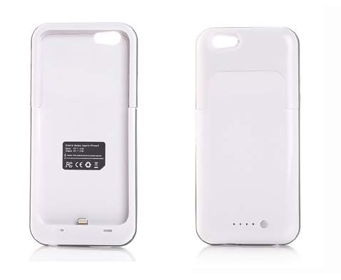 iPhone 6 External Power bank Rechargeable Battery Case