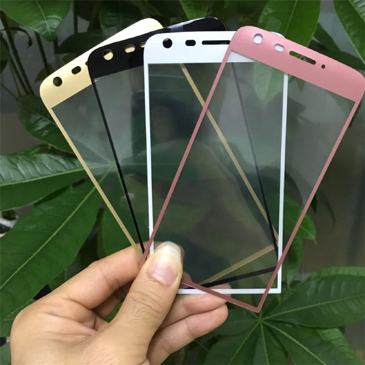 Full Cover 3D Curved 9H Tempered Glass Screen Protector Film For LG G5