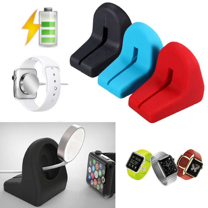 Charger Desk Stand Holder Charging Mount Dock Station For Apple Watch iwatch