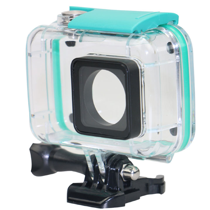 45M Waterproof Housing Hard Case + Base For Xiaomi Yi 4K Sport Action Camera 2