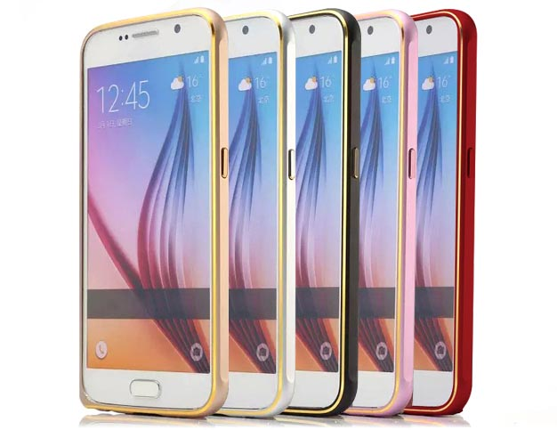 Aluminium alloy Metal Bumper Case Cover for Samsung Galaxy S6 /S6 Edge