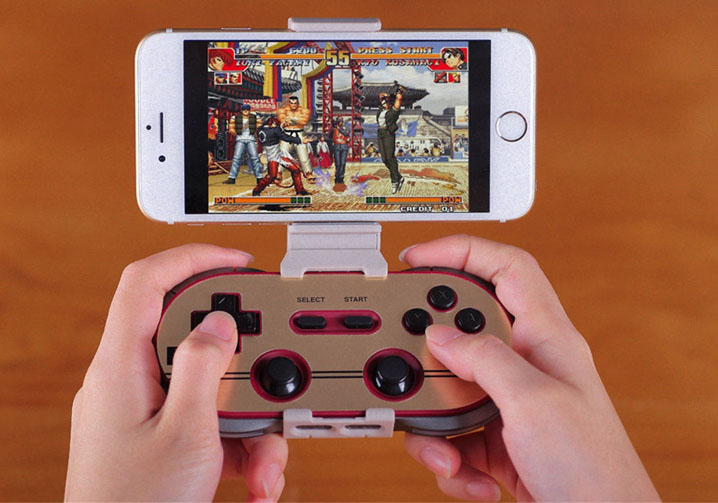 8Bitdo Xtander Holder For FC30 Pro/NES30 Pro Phone GamePad Safety