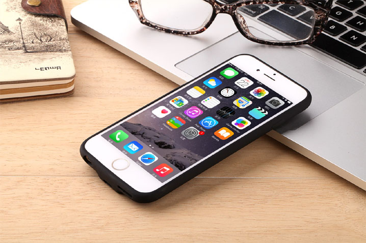 Slim Qi Wireless Charging Case Charger Cover Receiver For iPhone 6 6s