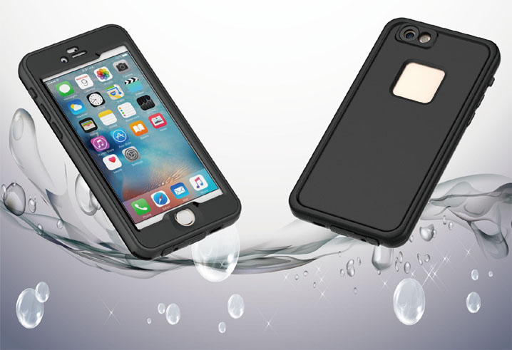 Waterproof Shockproof Hard Case Cover For iPhone SE/5/5s/6/6s/6 Plus/6s Plus