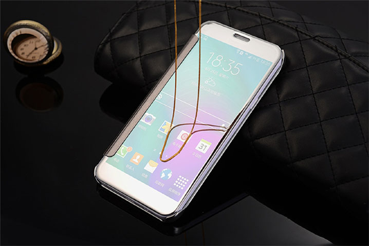 Slim Flip Leather Case Cover for Samsung GALAXY S7/S7 edge