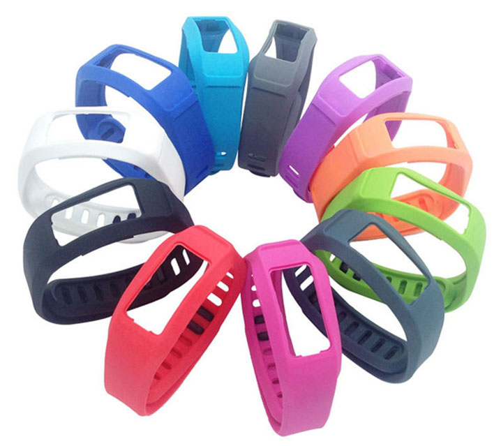 Wrist Band Strap w/Clasps for Garmin Vivofit 2 Bracelet