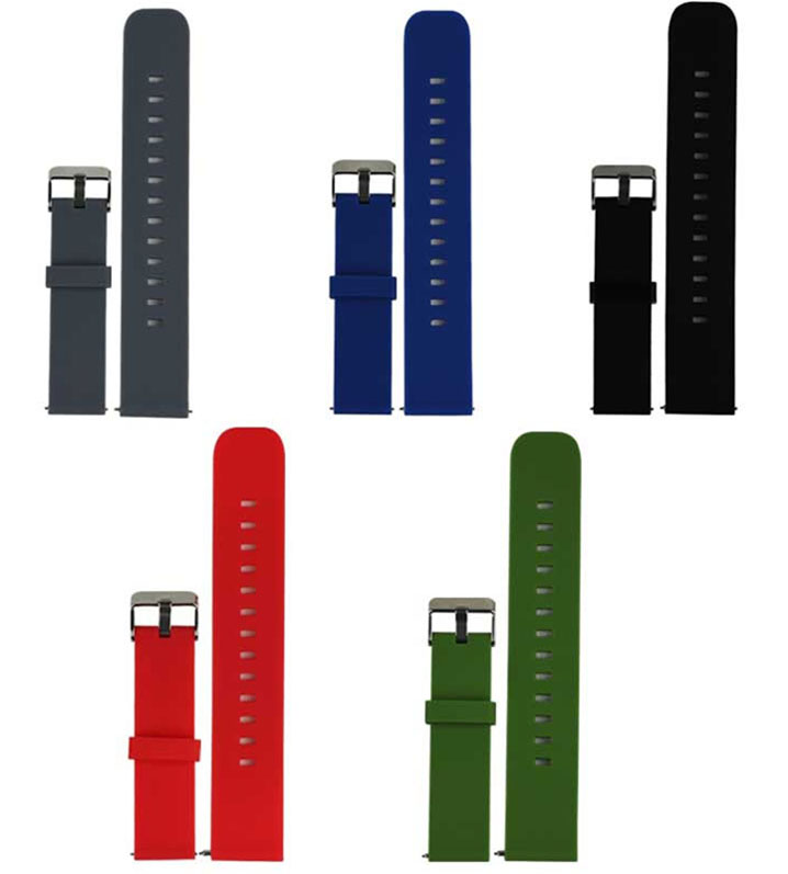Sports Silicone Band Strap for Samsung Gear S2 Classic R732 Smart Watch