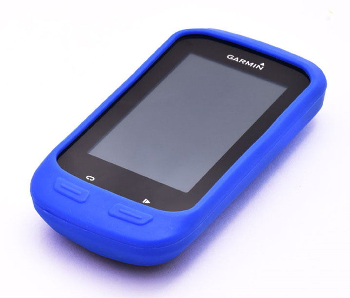 Silicone Gel Skin Case Cover for Garmin Edge 1000 GPS Cycling Computer
